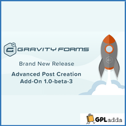 Gravity Forms Advanced Post Creation Add-On