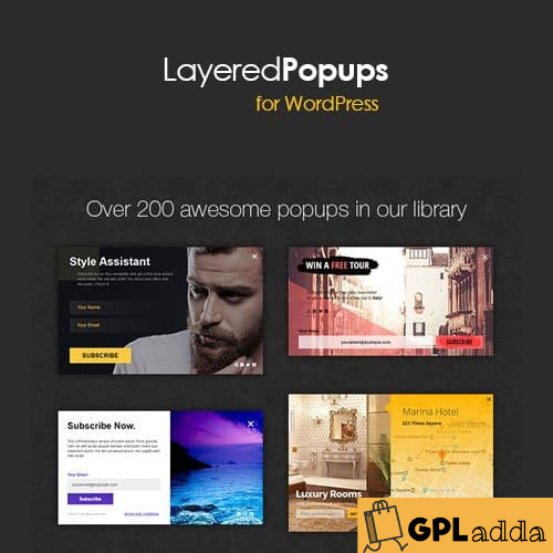 Green Popups - Popup Plugin for WordPress (formerly Layered Popup)