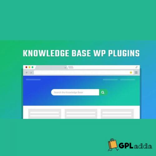 Knowledge Base Helpdesk Support Wiki WordPress Plugin