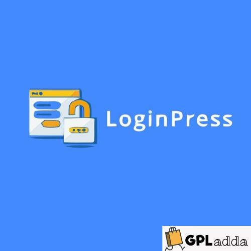 LoginPress Pro - Custom Login Page Customizer