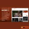 MagOne - Responsive News & Magazines Blogger Template1
