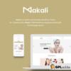 Makali - Cosmetics & Beauty Theme for WooCommerce WordPress