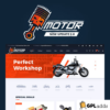 Motor – Vehicles, Parts, Equipment and Accessories Store