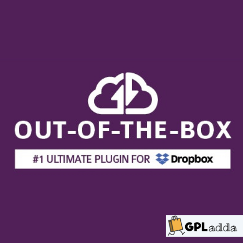 Out-of-the-Box Dropbox plugin for WordPress