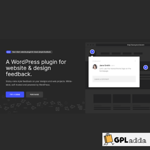 ProjectHuddle - A Design Collaboration and Feedback Tool Powered By WordPress