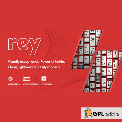 Rey - Fashion & Clothing, Furniture WordPress Theme