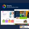 Smarty - Kindergarten, School, High school, College, University WordPress theme