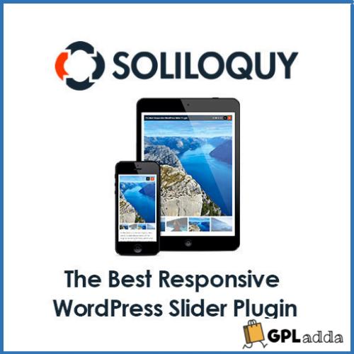 Soliloquy - Best Responsive WordPress Slider Plugin