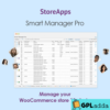 StoreApps Smart Manager - Manage Your WooCommerce Store 10x Faster