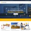 Structure - Construction WordPress Theme