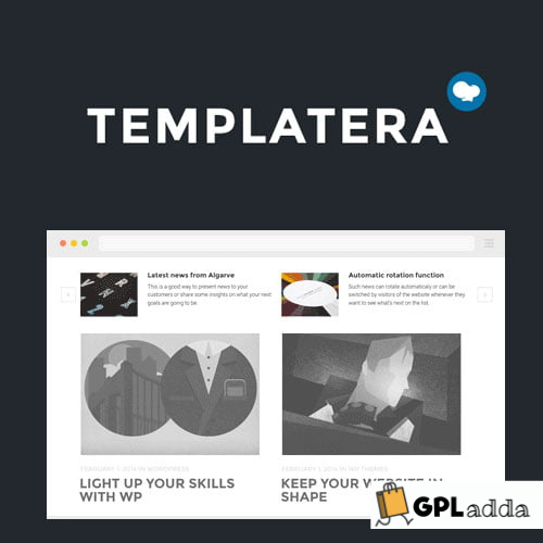 Templatera - Template Manager For Visual Composer