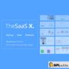 TheSaaS X - Responsive SaaS, Startup & WebApp WordPress Theme