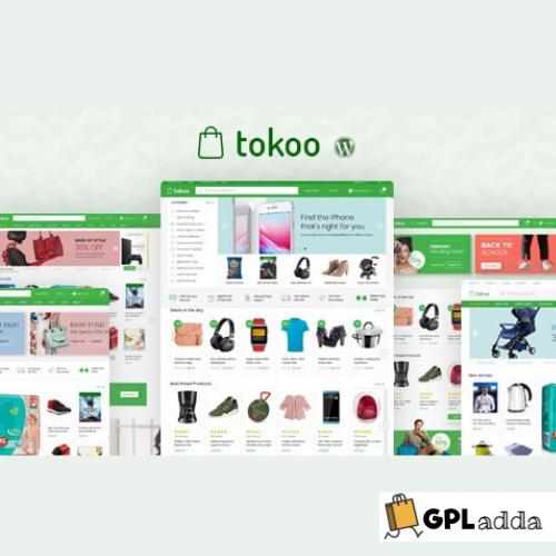 Tokoo - Electronics Store WooCommerce Theme for Affiliates