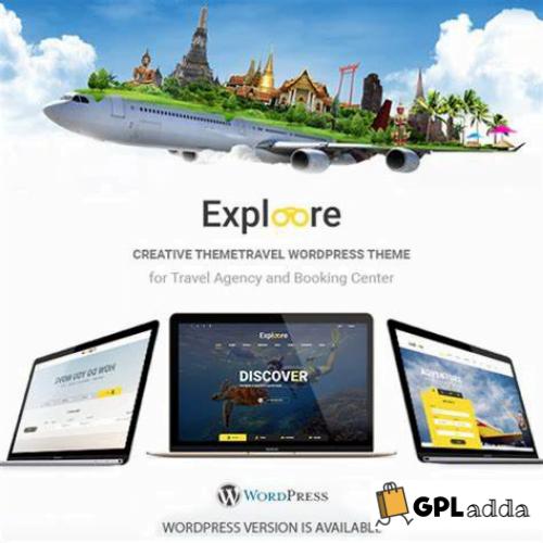 Tour Booking Travel EXPLOORE Travel