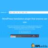 TranslatePress Pro - WordPress Translation Plugin