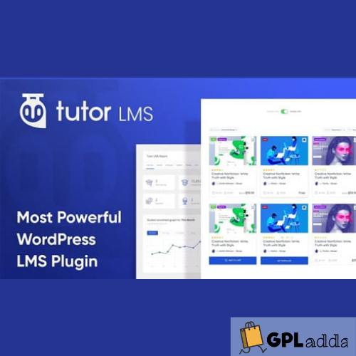 Tutor LMS Pro - Most Powerful WordPress LMS Plugin