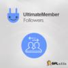 Ultimate Member Followers Addon