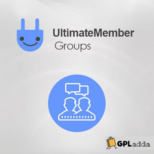 Ultimate Member Groups Addon