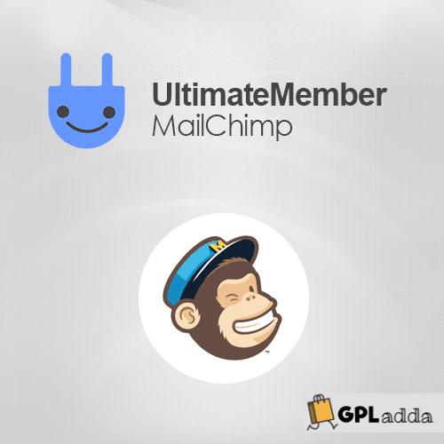 Ultimate Member MailChimp Addon