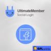Ultimate Member Social Login Addon