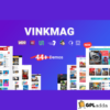 Vinkmag - Multi-concept Creative Newspaper News Magazine WordPress