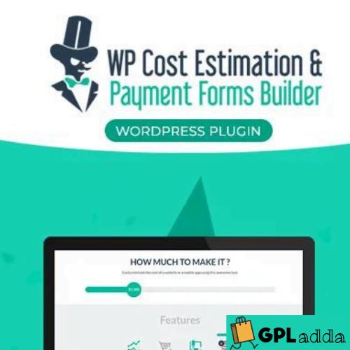 WP Cost Estimation & Payment Form Builder