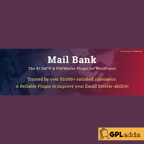 WP Mail Bank Business Edition