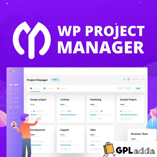 WP Project Manager Pro - Best Project Management Tool for WordPress