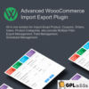 Woo Import Export For WordPress