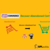 WooCommerce Abandoned Cart Recovery - Email - SMS - Facebook Messenger