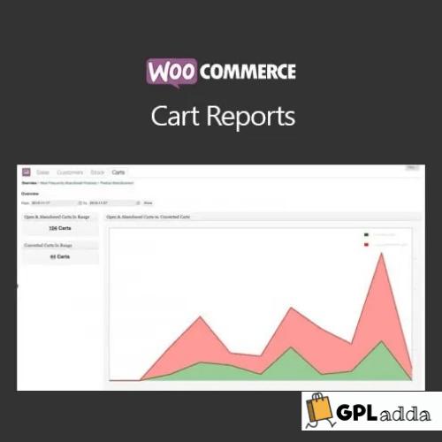 WooCommerce Cart Reports