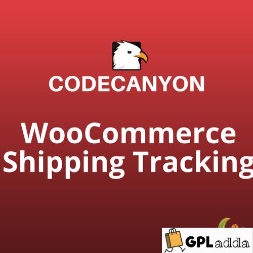 WooCommerce Shipping Tracking CodeCanyon