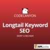 WordPress Longtail Keyword SEO - SERP Checker