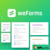 weForms - Fastest Contact Form Plugin For WordPress By weDevs