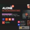 Alone - Charity Multipurpose Non-profit WordPress Theme