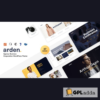 Arden - Agency Business Corporation WordPress Theme
