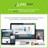 Arka Host - WHMCS Hosting, Shop & Corporate Theme