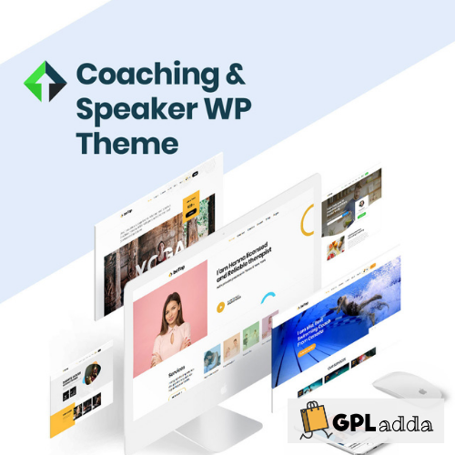 BeTop - Coaching & Speaker WordPress Theme