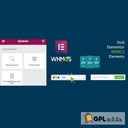 Elementor Whmcs Elements Pro For Elementor Page Builder