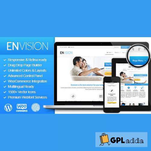 Envision - Responsive Retina Multi-Purpose Theme