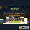 FoodFarm - WordPress Theme for Farm, Farm Services and Organic Food Store