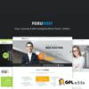 FoxuhHost - Shop, Corporate & Web Hosting WordPress Theme + WHMCS