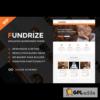 Fundrize Responsive Donation & Charity WordPress Theme
