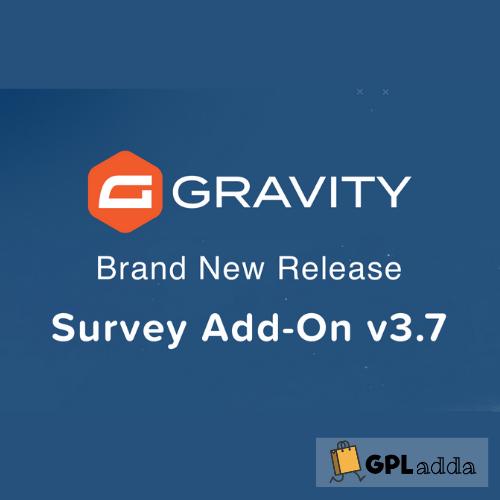 Gravity Forms Survey Add-On