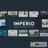 Imperio - Business, E-Commerce, Portfolio & Photography WordPress Theme