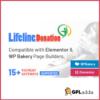 Lifeline Donations - Multidimensional WordPress Donations Plugin