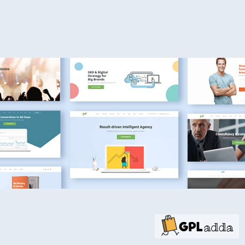 Marketing Pro – SEO, Landing, Marketing Theme