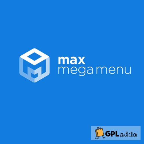 Max Mega Menu Pro