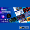 Nimmo - One page WordPress Theme