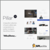 Pillar - Multi-Concept Responsive WordPress Theme
